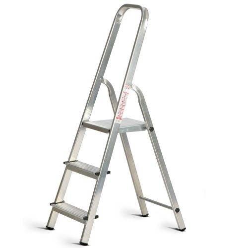 Алюминиевая лестница фото