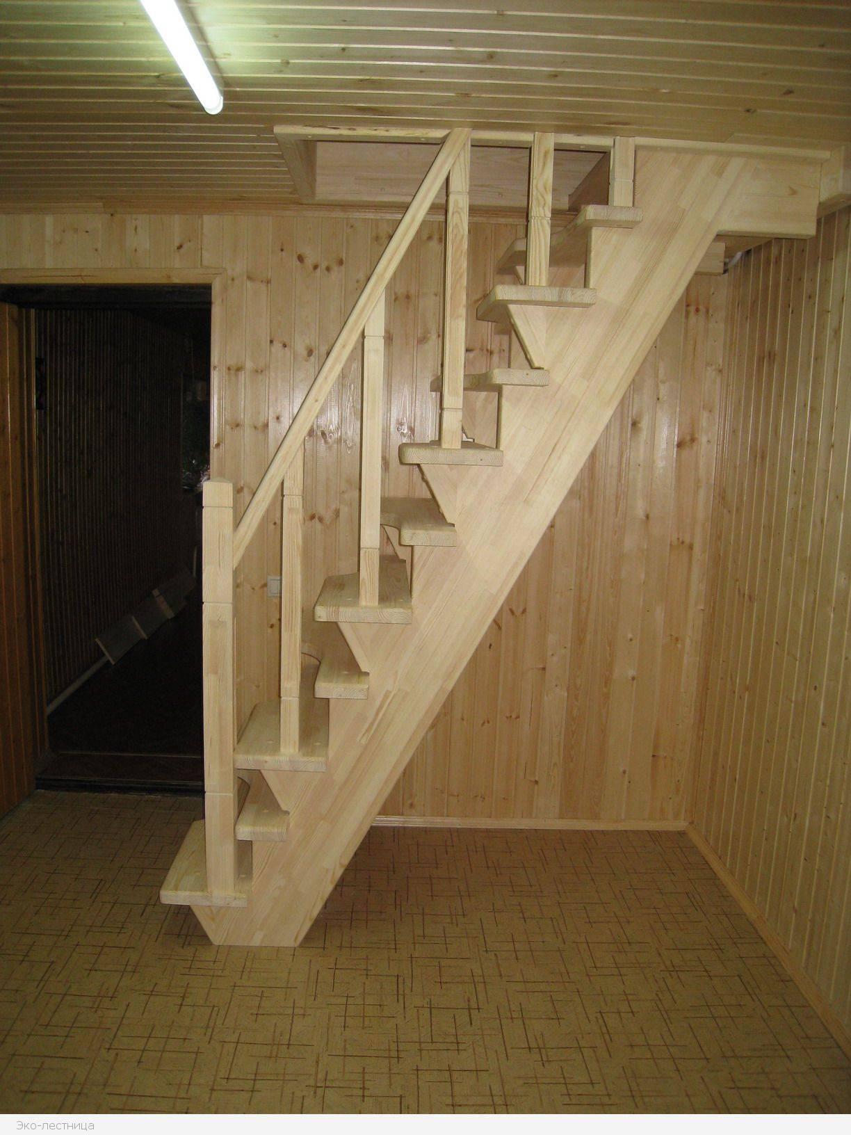 Чердачный люк с лестницей своими руками