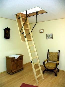 Лестница на чердак