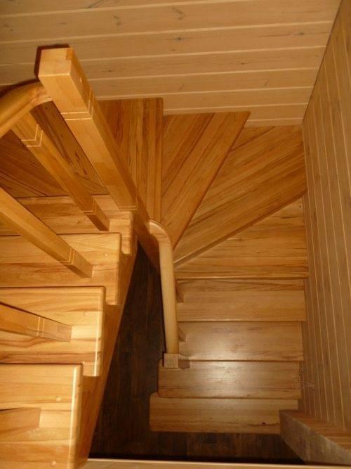 Лестница С Забежными Ступенями Своими Руками Пошаговая Инструкция - фото 10