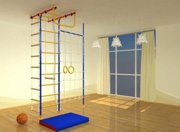 Домашний спортивный комплекс