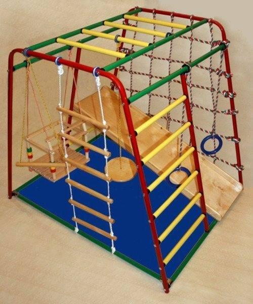 Развивающий комплекс для детей от 1 года своими руками