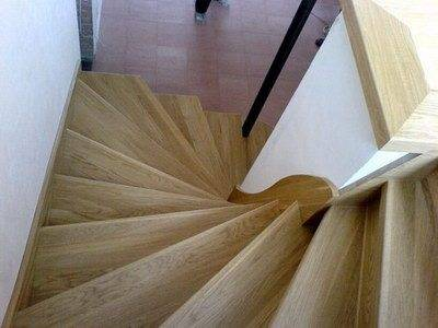 Фото лестницы на 90 градусов