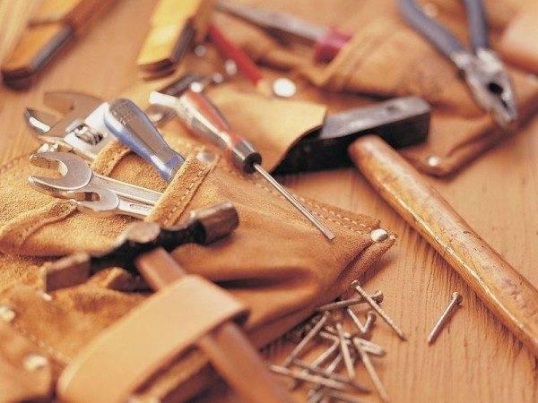 Инструменты необходимые для монтажных работ