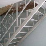 Изготовление лестницы из металла своими руками