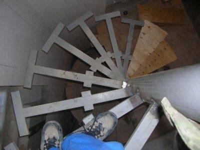 Своими руками винтовую лестницу сделать