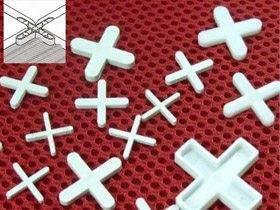 Крестик определяет расшивку
