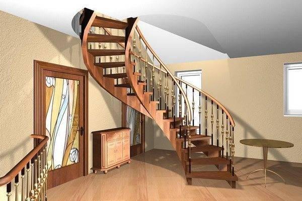 Кованые перила для лестниц: советы и рекомендации