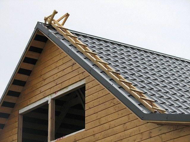 Лестницы на крышу фото