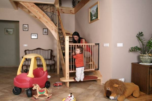 Калитка безопасности для детей