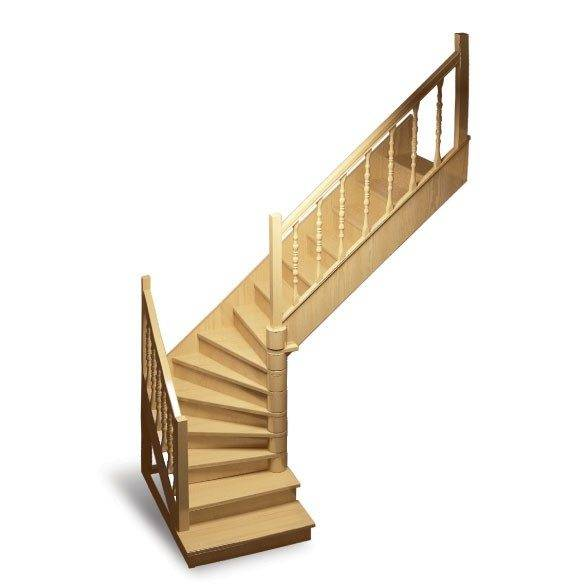 Лестница «Лес-02»