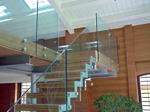 Маршевые конструкции считаются наиболее удобными и безопасными.