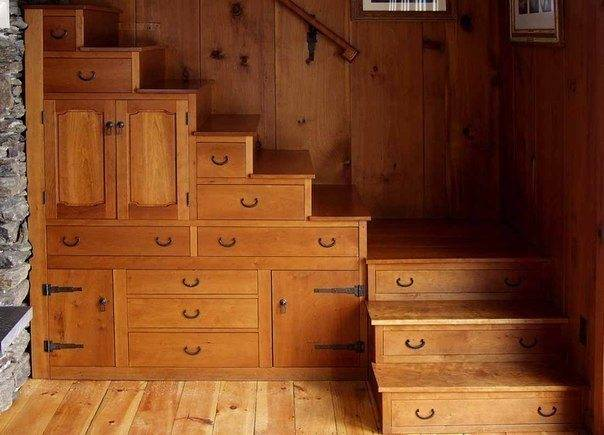 Комод лестница своими руками