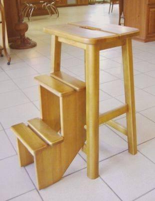 На фото изделие в виде стула.