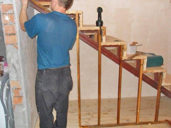 Как сделать лестницу своими руками: особенности монтажа Строй Советы