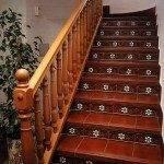 Отделка бетонной лестницы керамической плиткой