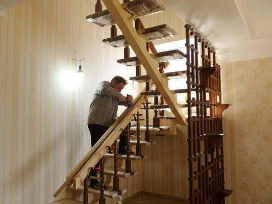 Какими бывают ступени для лестниц из бетона