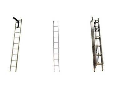 Переносные пожарные лестницы.