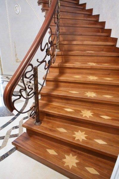После грамотно выполненной реставрации ваша лестница будет иметь непревзойденный вид