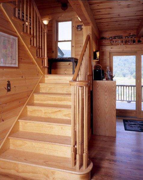 Поворотная конструкция  для частного дома
