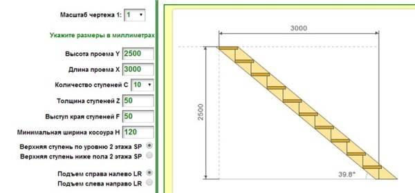 Пример функционала программы-калькулятора