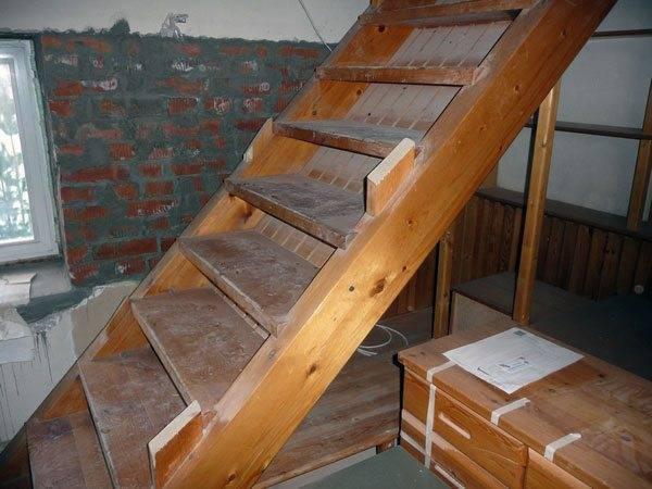 дачная лестница своими руками Liod Итальянская компания