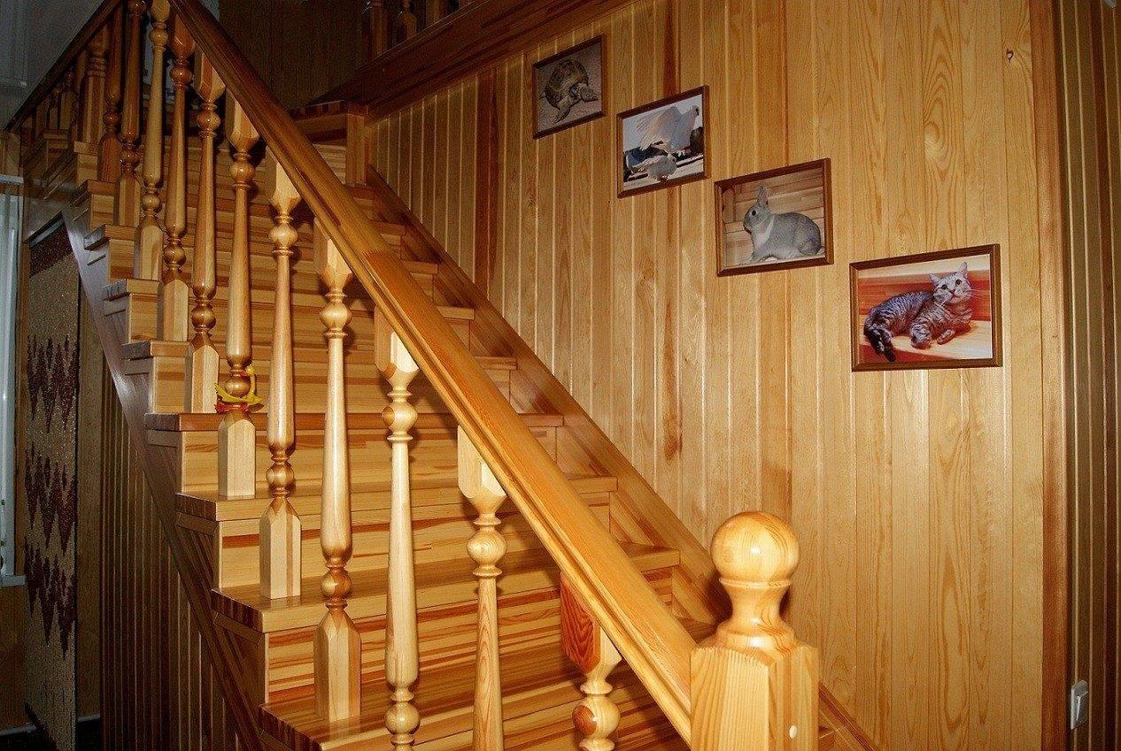 Самодельная лестница видео