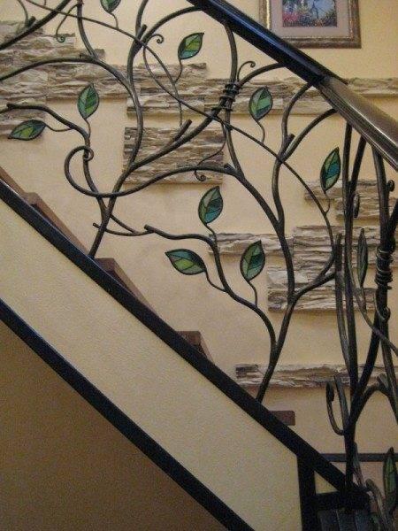 Растительный мотив рисунка