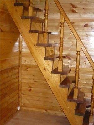 Как правильно сделать лестницу