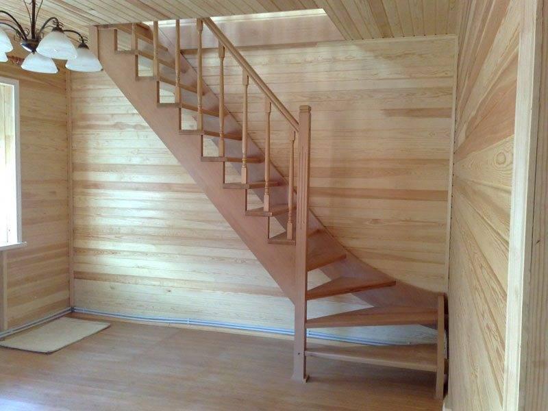 Как построить своими руками лестницу на даче