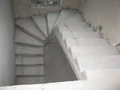 Такую лестницу можно сделать своими руками