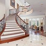 Вариант лестницы из бетона