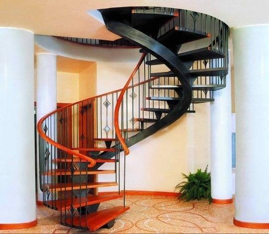 Проекты лестницы на второй этаж – выбираем вид, размер, материал