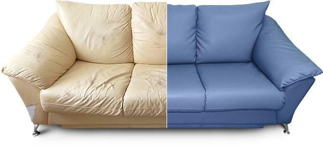 Обновление дивана