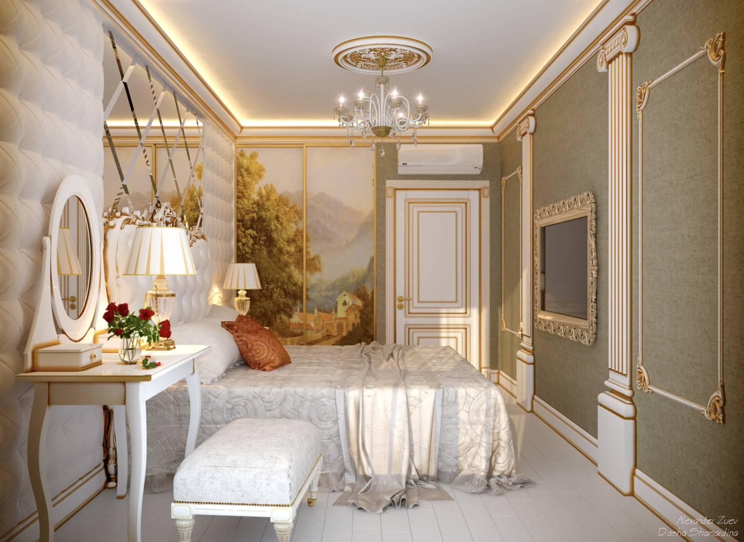 ремонт квартир в стиле классика фото сможете
