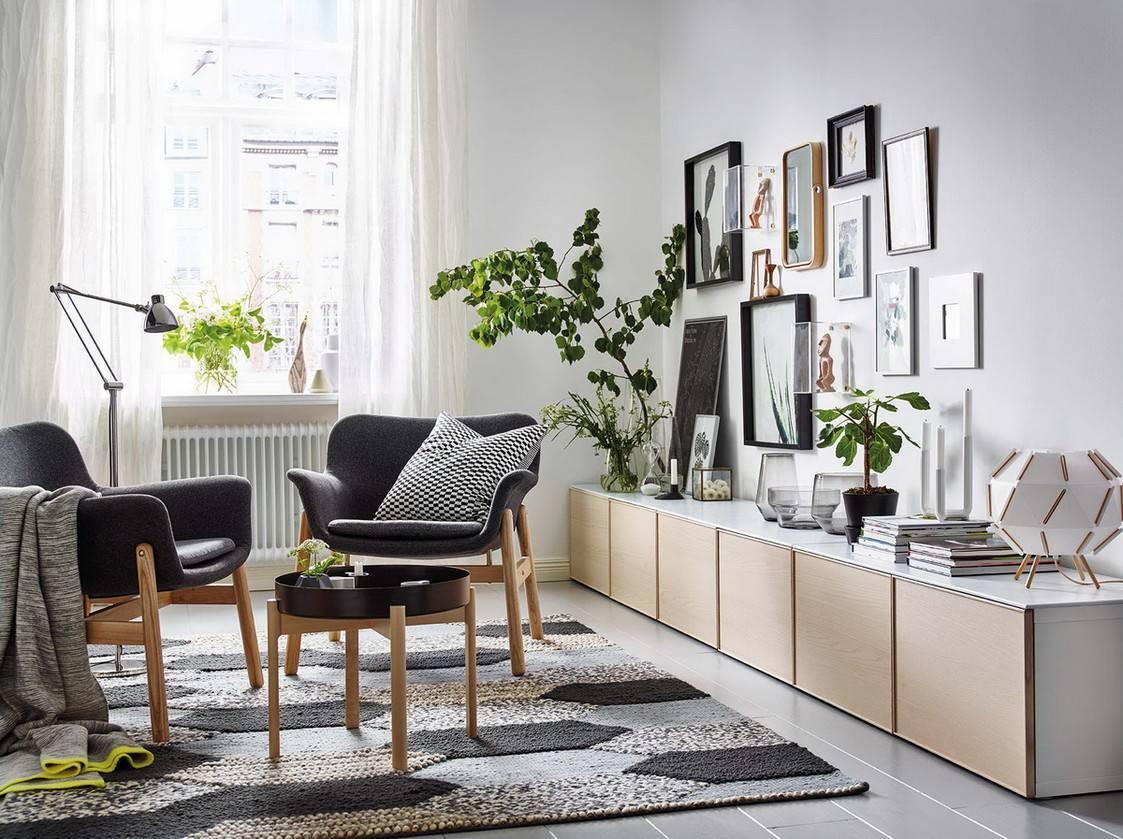 мебель в скандинавском стиле картинки
