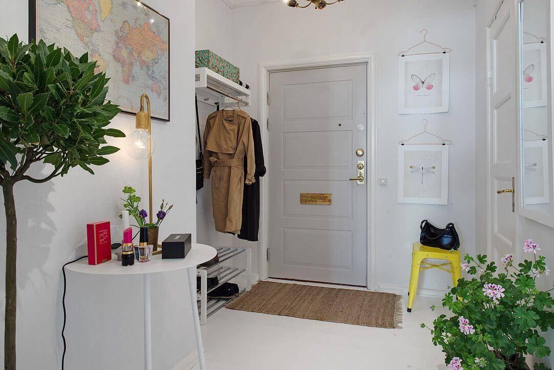 Как красиво сделать прихожую в квартире: идеи дизайна, планировка и обустройство