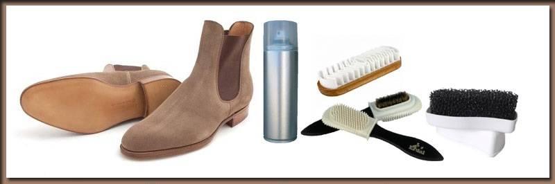 Как ухаживать за замшевой обувью в домашних условиях и лучшие средства