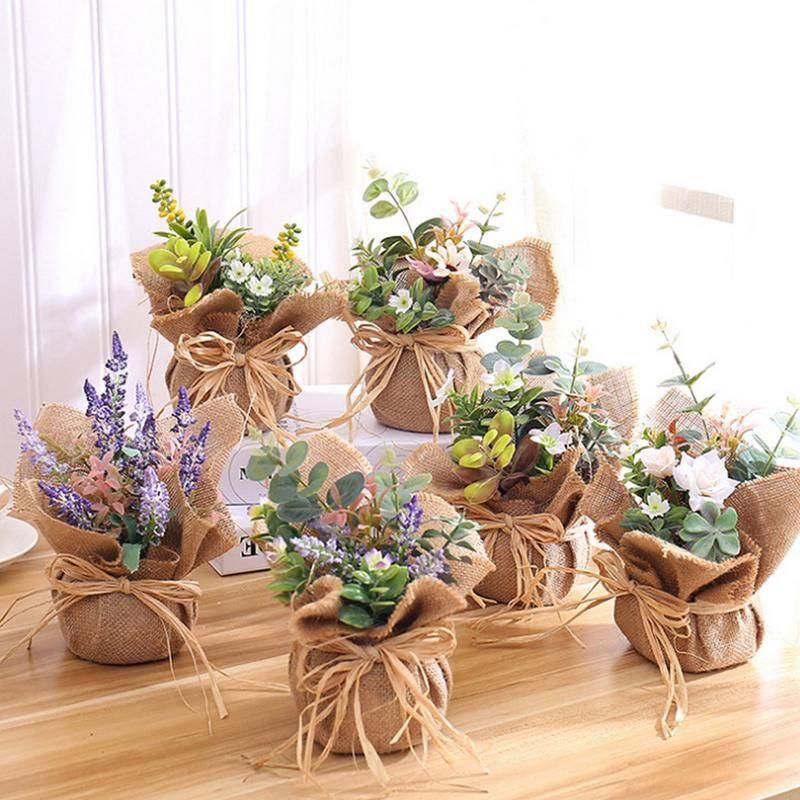 Искусственные цветы для интерьера — фото самых модных украшений для интерьера