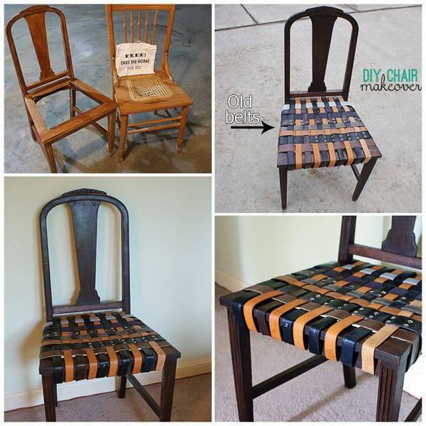 Как отреставрировать старый стул из дерева своими руками?