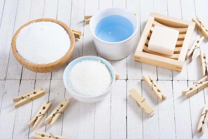Как сделать стиральный порошок в домашних условиях (для ручной и автоматической стирки)
