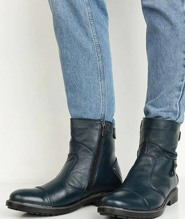 Как выбрать мужскую зимнюю обувь для сильных морозов, полезные советы
