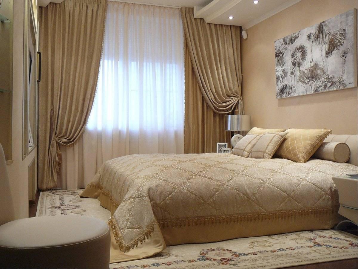 шторки для спальни в картинках женщин