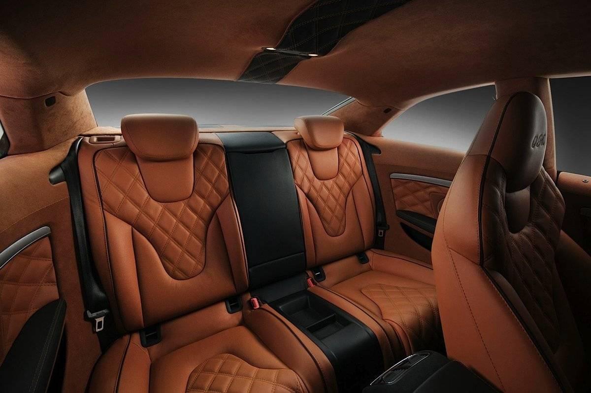 Фото автомобилей с коричневым салоном