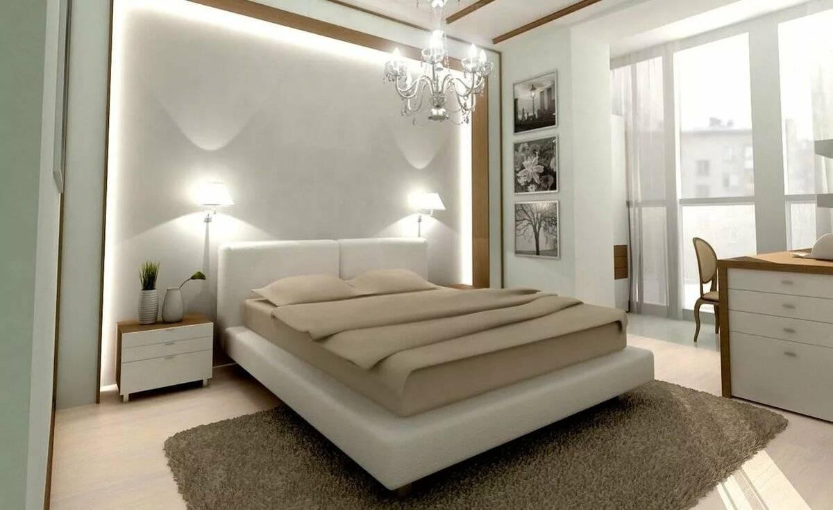 Лучший дизайн спальни в современном стиле фото