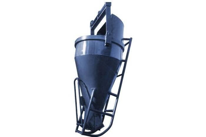 Бадьи для подачи бетонной смеси