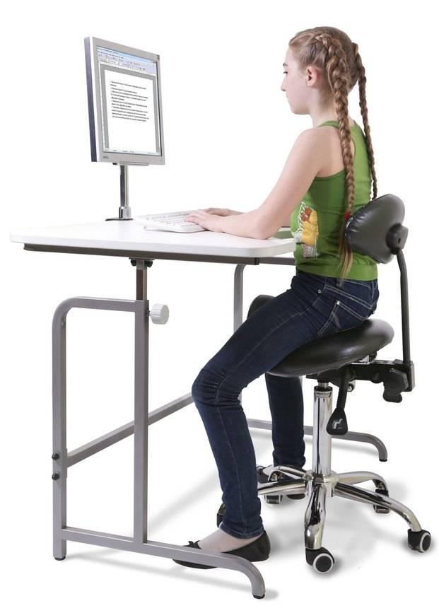 Компьютерное кресло для школьника — модели и правила выбора