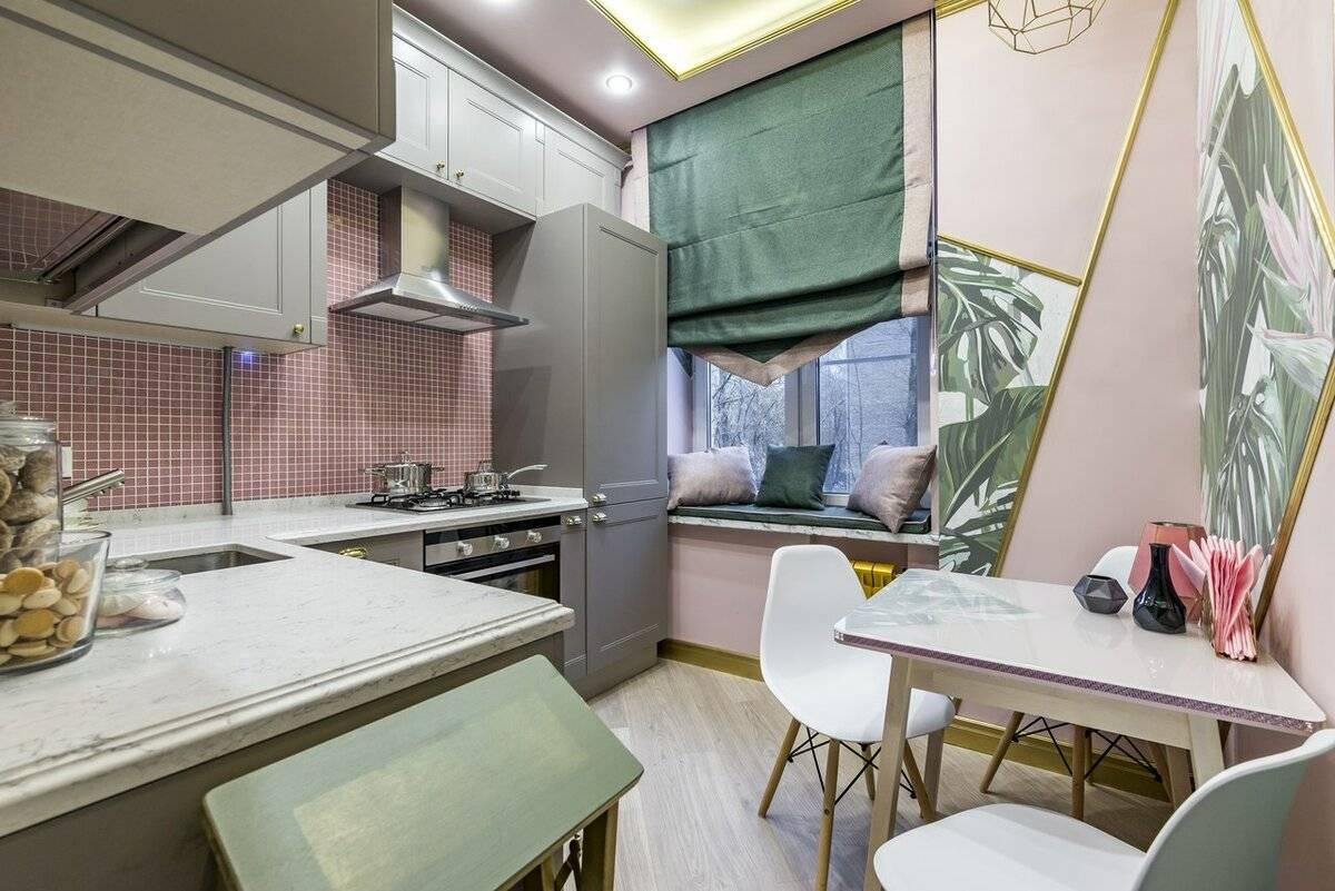 кухни в стандартных квартирах фото здесь можно проводить