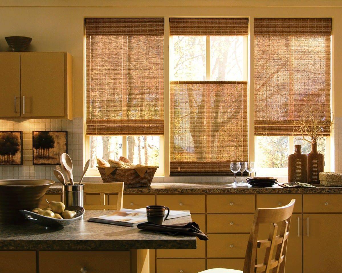 Элегантные шторы для маленькой кухни: выбираем стильный и практичный вариант