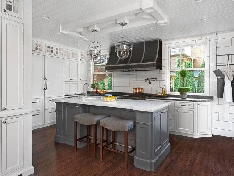 Дизайн кухни 3 на 3 квадратных метра